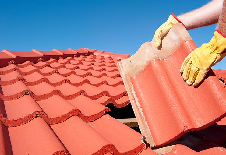איתור נזילות בגגות